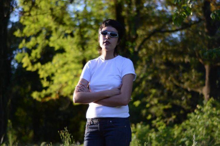 """Rita Chiabo: """"para mí la poesía es el nuevo rock and roll"""""""