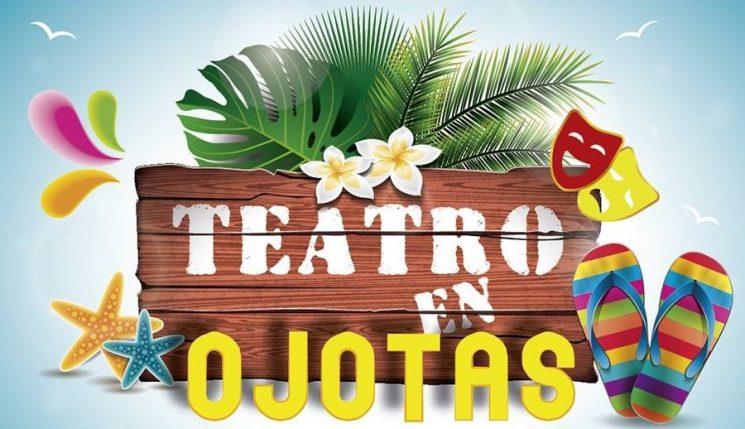 """«Teatro en Ojotas"""" para disfrutar este verano"""