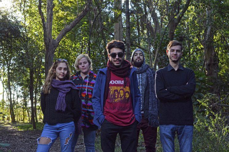 """Troika S.A presenta su primer disco """"Comunidad Insurgente"""""""