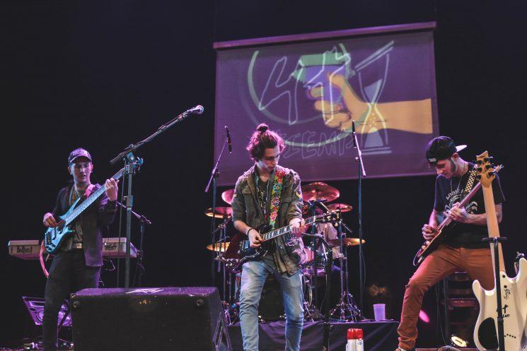 «4to Tiempo» y «Cuatro al Hilo» a puro rock and roll