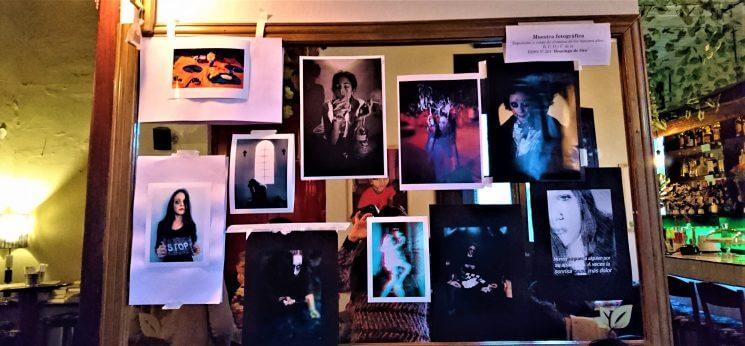 Exposición de fotos en Lorenzo House