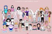 """""""De esta salimos juntas"""": una original iniciativa para concientizar sobre el cáncer de mama"""