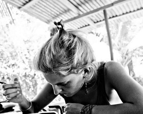 Diana Aimino: viajera, soñadora y apasionada por el arte en todas sus expresiones
