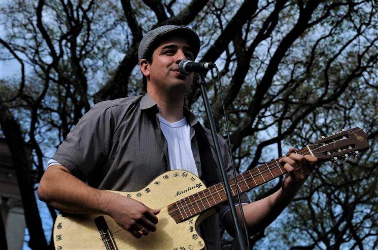 Raúl Rambaud: «La música llega a mi vida por esas cosas del destino»