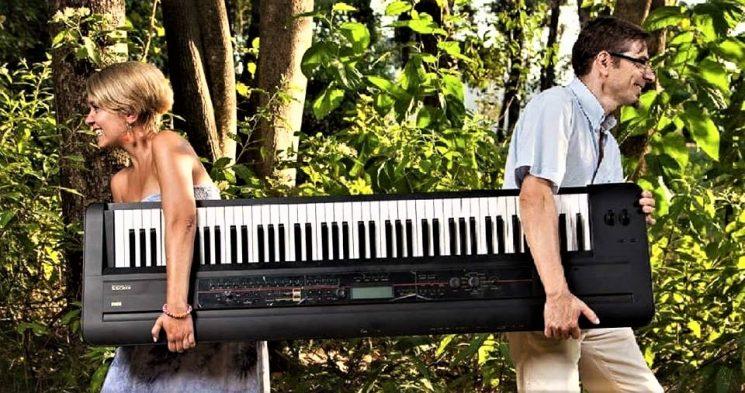 Mariela Eier y Claudio Duverne presentan su primer videoclip