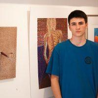 Agustín Ferrero: un Milénico a puro arte