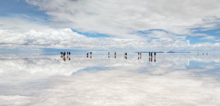 Salar de Uyuni: un paraíso de sal al sur de Bolivia