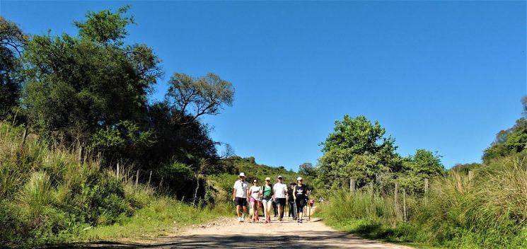"""Punto Zeta"": Campamentos para adultos en contacto con la naturaleza"