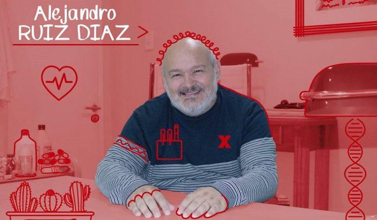 TEDxRafaela | Alejandro Ruíz Díaz: «La sociedad es el reflejo de todos»