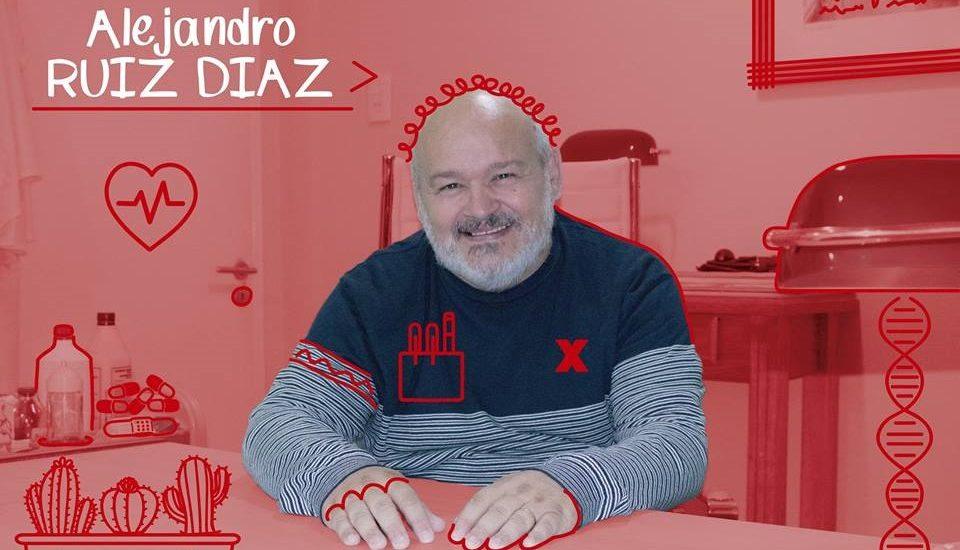 TEDxRafaela   Alejandro Ruíz Díaz: «La sociedad es el reflejo de todos»