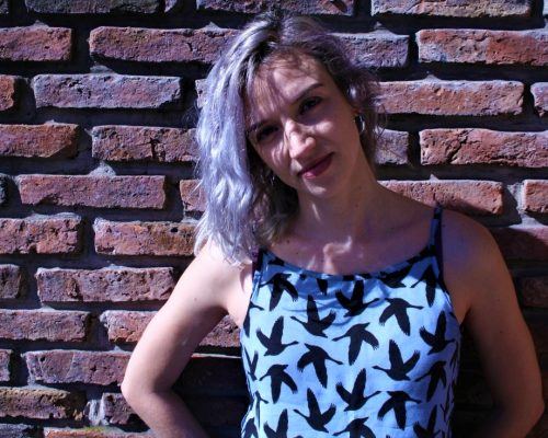"""Victoria Frosi: """"Me siento en un momento de pura transformación"""""""