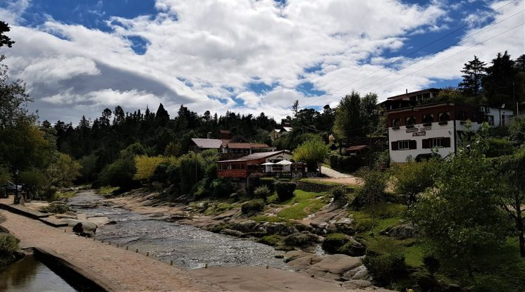 La Cumbrecita: encantador y natural pueblito cordobés