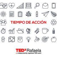 """TEDxRafaela: """"Tiempo de acción"""""""