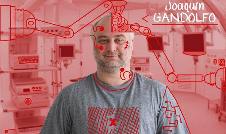 TEDxRafaela   Joaquín Gandolfo: «El desafío más cotidiano de alguien que vive de enseñar es aprender todo el tiempo».