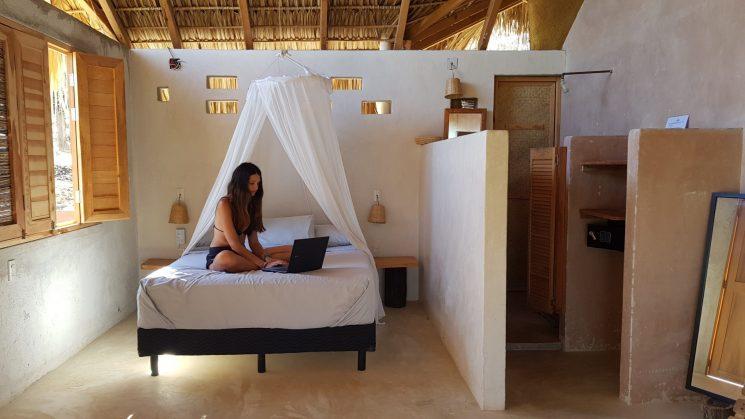 Posada La Sábila: El mejor lugar para relajarse y disfrutar de Mazunte