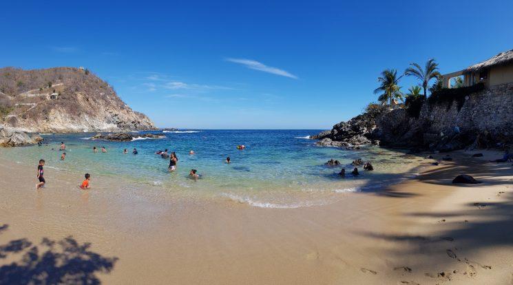 8 playas para enamorarse en Oaxaca (México)